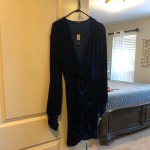 Fashion Nova Velvet Dress!